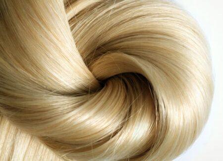 экранирование для здоровых волос