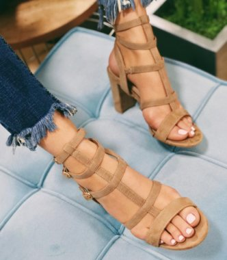 Модные летние сандалии 2019