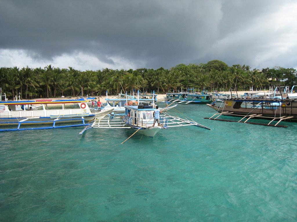 Boracay ferry photo
